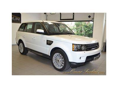usata Land Rover Range Rover Sport 3.0SDV6 SE AUTO NAVI TEL XENO 19'SOSP.ATT.KM99.000