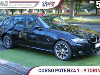 usata BMW 320 Touring d cat Attiva Unicoproprietario