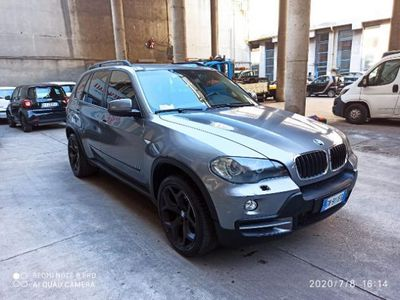 usata BMW X5 3.0d 235cv Full Optional - Gancio traino !!