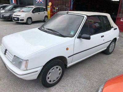 usata Peugeot 205 1.1 Cabrio CJ
