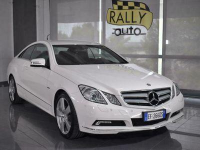 usata Mercedes E220 cdi 170cv Coupè Premium AMG *66000KM