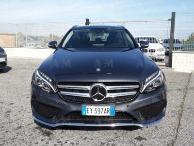 usata Mercedes 250 Classe C Station WagonBlueTEC 4Matic Automatic Premium usato