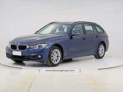 usata BMW 318 serie 3 (f30/f31) d touring business advantage aut.