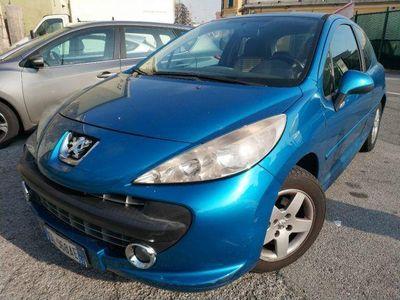 brugt Peugeot 207 1.4 HDi 70CV 3p. X Line
