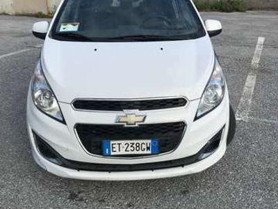 usata Chevrolet Spark 1.2 LTZ Benzina/Gpl