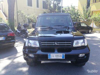 usata Hyundai Galloper 2.5 DIESEL_IMPECCABILE_