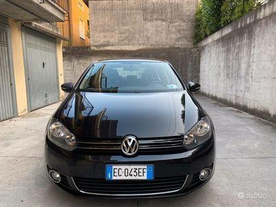 usata VW Golf VI 1.6 benz+gpl di serie 2011