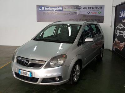usata Opel Zafira 1.9 CDTI 7 POSTI - 2007 - LB AUTO
