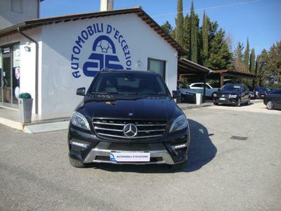 usata Mercedes ML350 BlueTEC 4Matic Premium