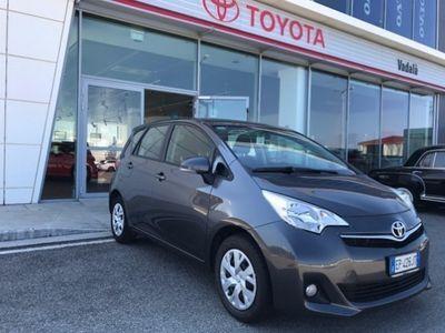 usata Toyota Verso-S 1.3 CVT Lounge