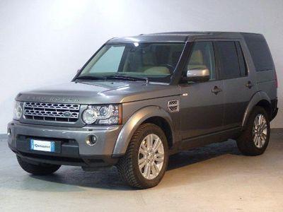 usado Land Rover Discovery 4 3.0 SDV6 245CV HSE