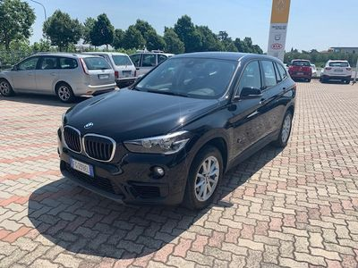 usata BMW X1 sDrive18d Advantage