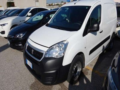 usata Peugeot Partner 1.6 HDI VAN L1 8450 + MWST