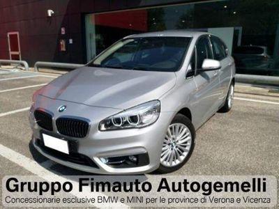 usado BMW 218 Active Tourer d Luxury Aut.
