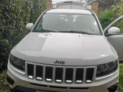 usata Jeep Compass 2.2 CRD Limited