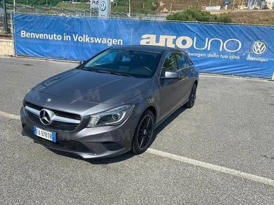 usata Mercedes CLA200 Shooting Brake 200 d S.W. Automatic Sport