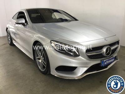 begagnad Mercedes 500 CLASSE S COUPE sec coupeMaximum 4matic auto