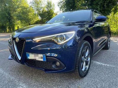 usata Alfa Romeo Stelvio 2.2 Turbodiesel 180 CV AT8 Q4 Bu
