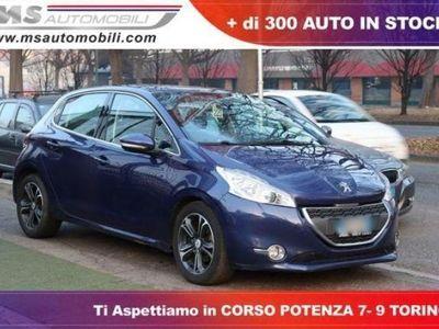 usata Peugeot 208 1.6 e-HDi 115 CV Stop & Start 5 porte Allure FULL