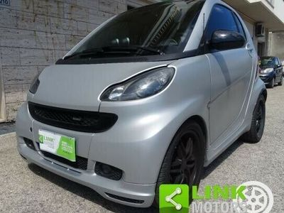 usata Smart ForTwo Coupé - - 1000 75 kW BRABUS Xclusive