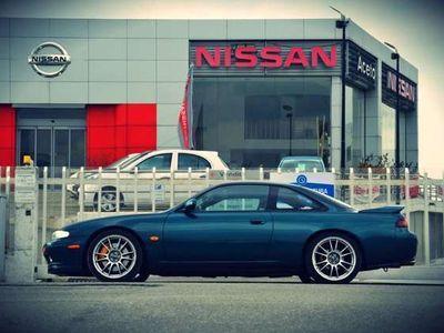 usata Nissan 200 SX 200SX cat