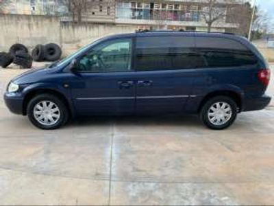 usata Chrysler Voyager 2.8 CRD cat LX Auto