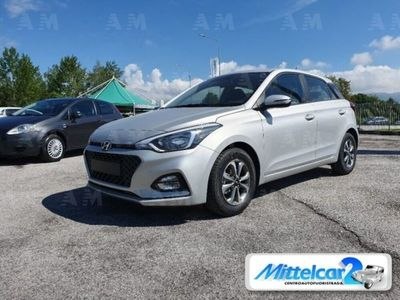 usado Hyundai i20 1.2 mpi 75cv tech+connect pack p.consegna