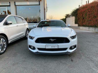 usata Ford Mustang GT Fastback 5.0 V8 TiVCT - Man. - Atlanta White