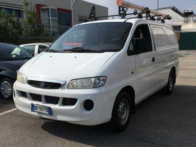 used Hyundai H-1 2.5 TD SVX Comfort