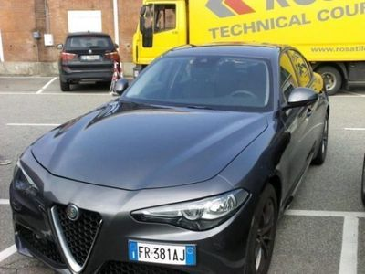 usata Alfa Romeo Giulia Giulia (2016)2.2 Turbodiesel 150 CV AT8 Super