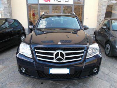 usata Mercedes GLK220 CDI 4Matic Blue Efficient 170cv