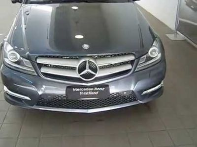 usata Mercedes C220 CDI BlueEFF. Coupé Avantgarde