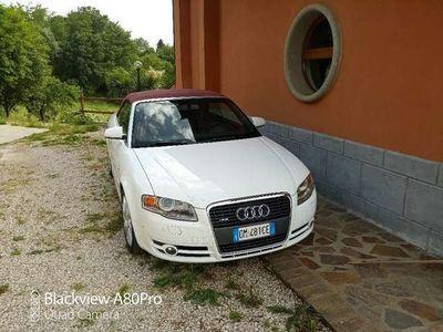 usata Audi A4 Cabriolet 3.0 TDI F.AP. qu. tipronic