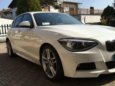 usata BMW 120 Serie 1 (F20) d Msport Performance