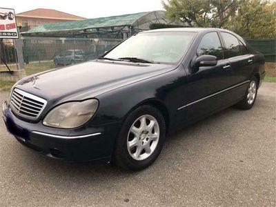 usata Mercedes S500 Classe S
