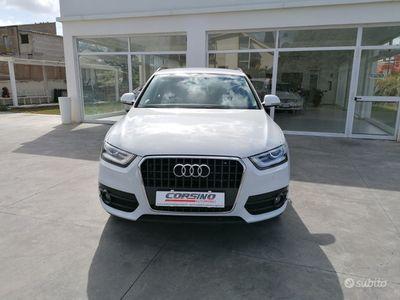 usata Audi Q3 advanced 2.0tdi 150cv
