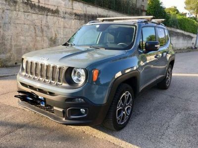 used Jeep Renegade Renegade 2.0 Mjt 4WD Active Drive Sport2.0 Mjt 4WD Active Drive Sport