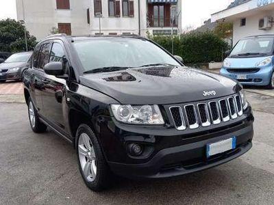 usata Jeep Compass 2.2 CRD Limited 163 CV 4X4 UFF ITALIA*UNIPRO*