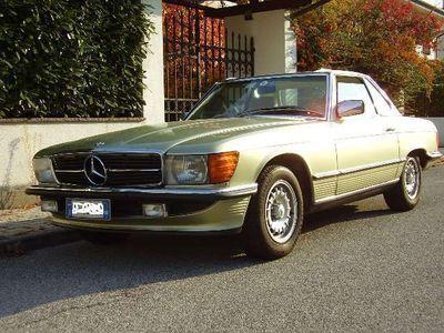usata Mercedes 280 (r107)