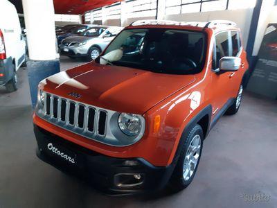 gebraucht Jeep Renegade 1.6 Mjt 120 CV Limited usato