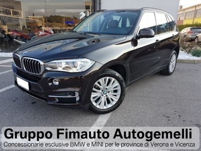 usado BMW X5 xDrive30d Luxury Aut.