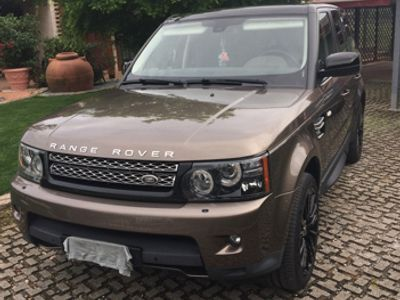brugt Land Rover Range Rover Range Rover 3.0 Td6 HSE Legno
