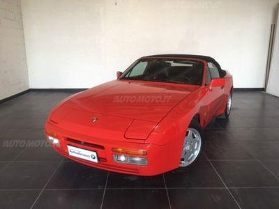 used Porsche 944 Cabrio S2 cat del 1991 usata a San Giovanni Teatino