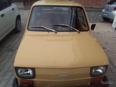 käytetty Fiat 126 -personal anno 1980