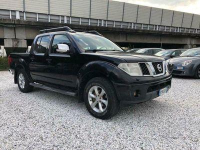 second-hand Nissan Navara 2.5 dCi 4 porte Double Cab Sport