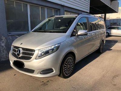 gebraucht Mercedes V250 d Automatic Premium Long