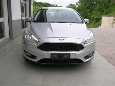 gebraucht Ford Focus WAGON 1.5 TDCi 120 CV PLUS PACK + LED & SYNC