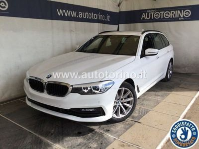 second-hand BMW 520 Serie 5 Touring d Touring SPORT LINE