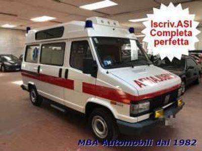 usata Fiat Ducato AMBULANZA 2.0Bz 6posti RC storica Completa ASI Benzina