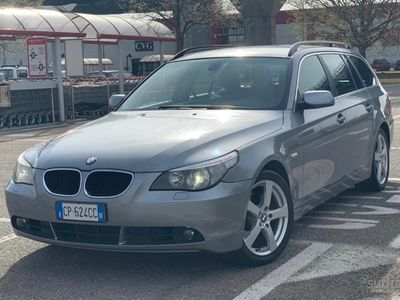używany BMW 530 euro 4